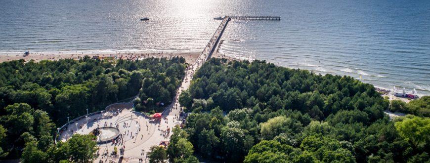 Palangos tiltas - Šalia Melt in Palanga